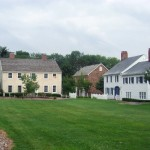 Historical Restoration and Modernization of East Jersey Olde Town