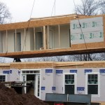 Modular Residence at Mountain Ridge Country Club, W. Caldwell, NJ